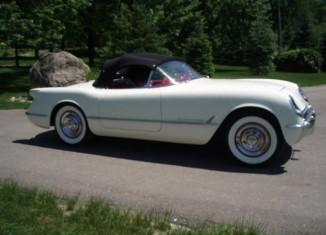 Corvettes on eBay: The 274th 1953 Corvette Ever Made