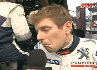 "[VIDEO] Anthony Davidson Shrugs Off Corvette Crash Accusations: ""It was their fault"""