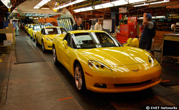 Final 2010 Corvette Production Statistics