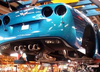 Corvette Assembly Plant to Forgo Annual Summer Shutdown
