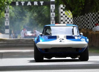 [PICS] Corvettes at the 2010 Goodwood Festival of Speed