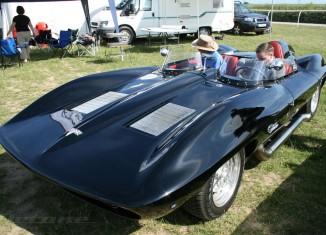 [PICS] Custom Corvettes Shine at the Classic Corvette Club UK Nationals