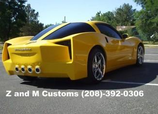 Corvettes on eBay: 2012 Stingray Concept Corvette Replica