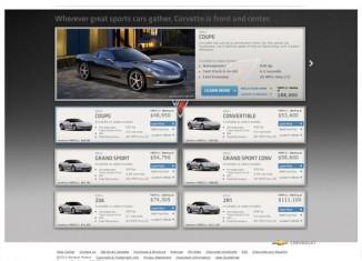 GM Updates Corvette.com for the 2011 Model Year