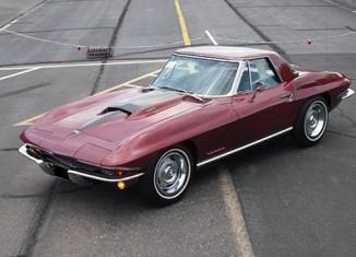 Countdown to Monterey: 1967 Corvette 427/435 hp Survivor