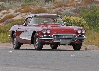 Countdown to Monterey: Four Corvettes Offered From the Reggie Jackson Collection