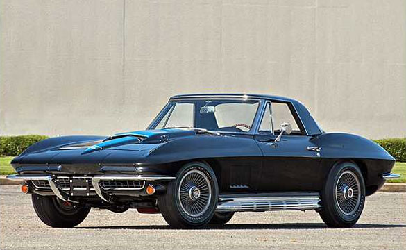 $1.25 Million Enough to Buy the First 1967 L88 Corvette