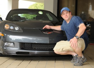 Radio Host Will Be First to Build Own Corvette Engine