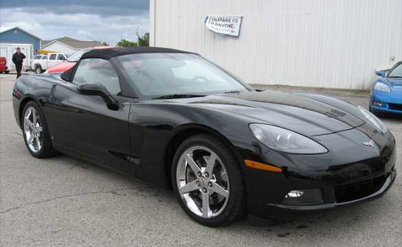 Service Bulletin: 2008-09 Corvette Convertible Tops May Tear at High Speeds