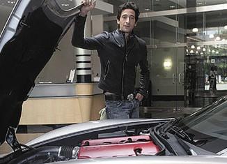 Corvettes on eBay: Adrien Brody's 2006 Corvette Z06