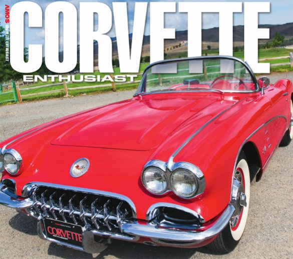 Corvette Enthusiast Is Latest Casualty in Automotive Magazine Consolidation