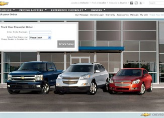 Chevy Allows You to Track Your Corvette Order Online