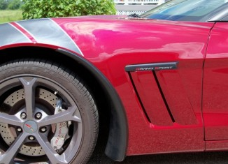 Cool DIY Mod: Paint Your Corvette Grand Sport Emblems