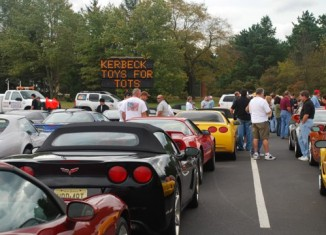 Kerbeck Gearing Up for Toys for Tots Corvette Run