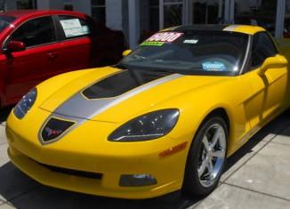 Corvettes on eBay: 2009 GT1 Championship Corvette #20
