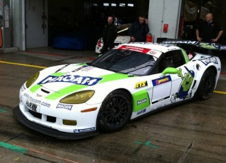 [VIDEO] MAOAM GT3 Callaway Corvette Z06R Captures 3rd Place at Nurburgring