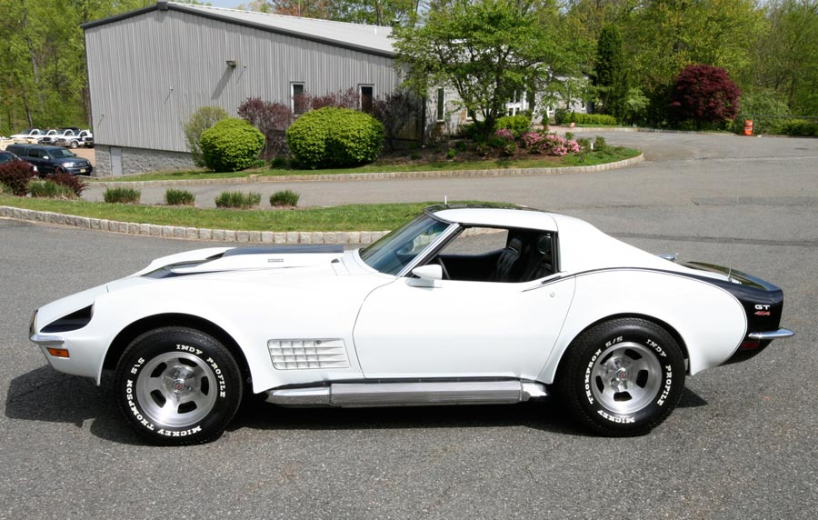 Last Baldwin-Motion Phase III GT Corvette Found