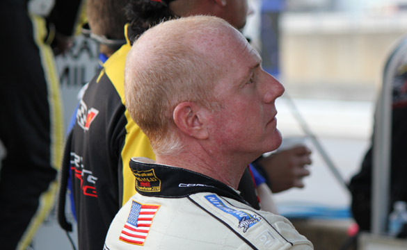 [VIDEO] Johnny O'Connell Talks with CorvetteBlogger at the 2010 Petit Le Mans