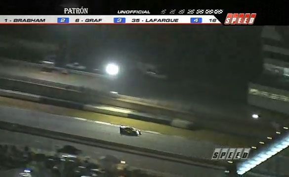 [VIDEO] Last Lap at Petit Le Mans