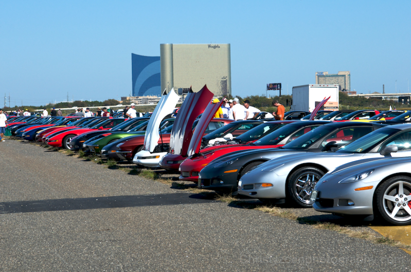 [PICS] Kerbeck Corvette's Toys for Tots Run