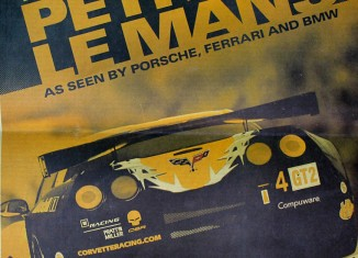 Corvette Ad Watch: Chevy Acknowledges Petit Le Mans Win with USA Today Ad