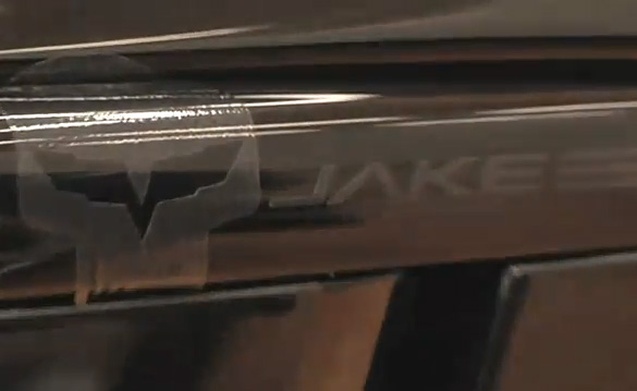 [VIDEO] Chevy Offers Peek of Jake Corvette for SEMA