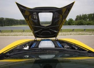 Chevy to Build Corvette ZR1's LS9 Engine Live at SEMA