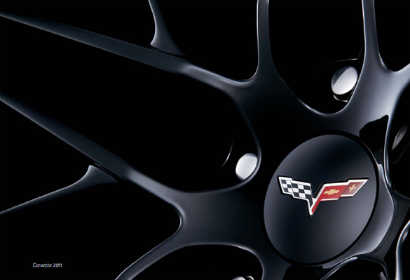 Download the Digital Version of the 2011 Corvette Brochure