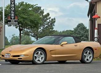 Corvette Auction Preview: Bob McDorman's Late Model Corvettes