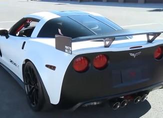 [VIDEO] Corvette Z06X and Camaro SSx Walkaround