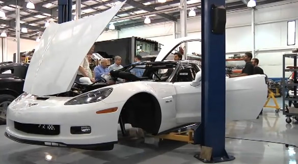 [VIDEO] Chevy Designers Discuss Corvettes and other Vehicles at 2010 SEMA