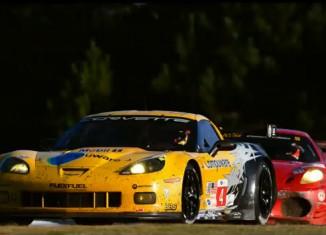 [VIDEO] Chevy's Proof   Corvette Racing Victory   2010 Petit Le Mans