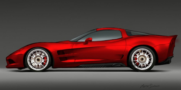 "[POLL] Should the C7 Corvette's Design Go ""Retro""?"