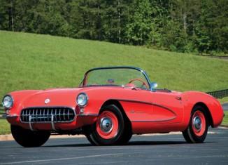 Rare 1957 Airbox Corvette Sells for $374,000