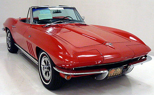 Friday's Featured Corvettes: ProTeam Corvettes Year End Sale