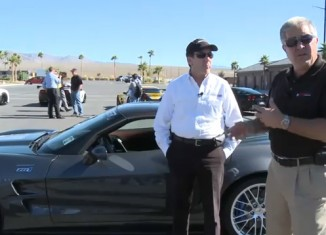 [VIDEO] Lingenfelter's 710 hp Corvette ZR1 at SEMA