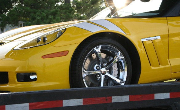 November 2010 Corvette Sales