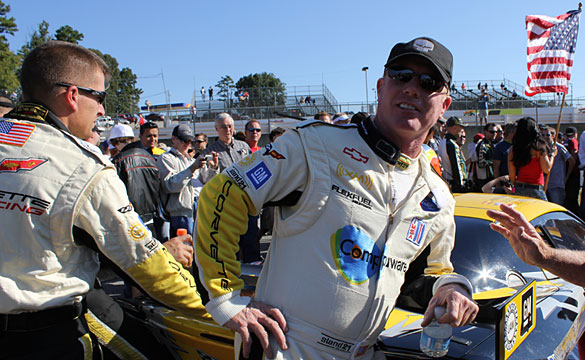Rumor: Johnny O'Connell Out at Corvette Racing
