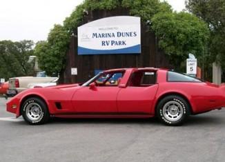 Corvettes on eBay: 4-Door 1980 Corvette for $300,000