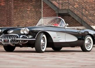 January 2011 Corvette Auction Schedule