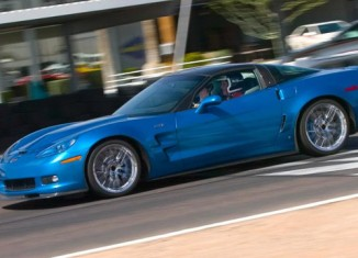 All New Corvette Buyers Get Free 2 Day Driving School