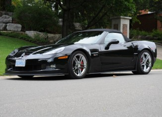 Custom 2008 Caravaggio Convertible Corvette Z06 for Sale