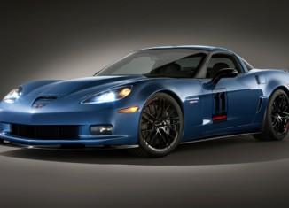 NCM Raffle: 2011 Supersonic Blue Corvette Z06 Carbon Edition