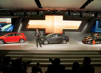 2012 Chevy Sonic Selling Point: Suspension Tuned by Corvette Engineers