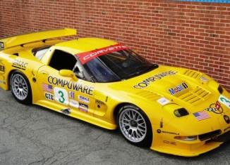 Corvettes on eBay: 2003 Sebring Winning Corvette C5R