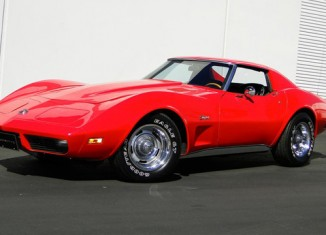 Barrett-Jackson 2011: 1973 Corvette to be Auctioned for Chip Miller Charitable Foundation