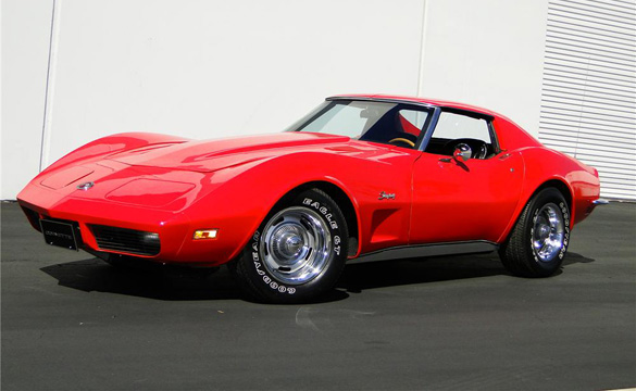 Barrett-Jackson 2011: 1973 Corvette to be Auctioned for ...