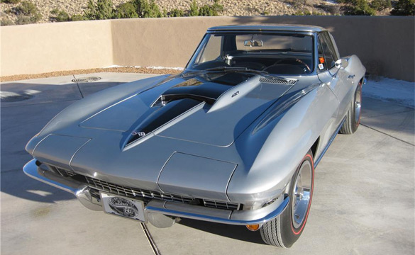 Barrett-Jackson 2011: The Corvette Auction Schedule