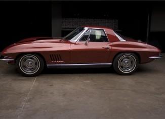 Barrett-Jackson 2011: 1967 Survivor Corvette to be Sold on Fri
