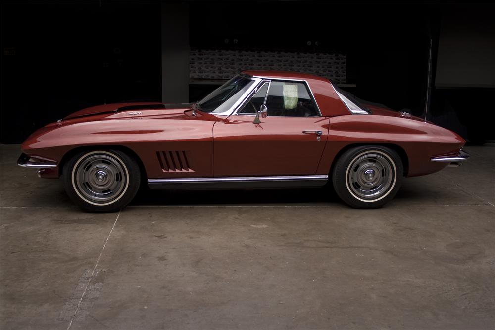 Barrett-Jackson 2011: 1967 Survivor Corvette to be Sold on Fri